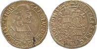 3 Kreuzer 1666 Olmütz Karl von Liechtenstein 1664-1695. Schöne Patina. ... 55,00 EUR  +  4,00 EUR shipping