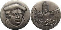 Versilberte Bronzemedaille (?) 1983 Reformation 500. Geburtstag von Mar... 95,00 EUR  zzgl. 4,00 EUR Versand