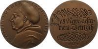 Bronzemedaille 1983 Reformation 500. Geburtstag von Martin Luther 1983.... 195,00 EUR  zzgl. 4,00 EUR Versand
