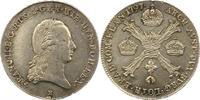 1/4 Taler 1797  B Haus Habsburg Franz II.(I.) 1792-1835. Schöne Patina.... 75,00 EUR  +  4,00 EUR shipping