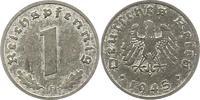 Pfennig 1945  F Alliierte Besetzung  Stempelglanz  95,00 EUR  zzgl. 4,00 EUR Versand