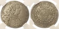 1/2 Gulden zu 30 Kreuzer 1735 Brandenburg-Ansbach Karl Wilhelm Friedric... 100,00 EUR  Excl. 4,00 EUR Verzending