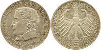 5 Mark 1957  J Münzen der Bundesrepublik Deutschland Mark 1945-2001. Vo... 185,00 EUR  zzgl. 4,00 EUR Versand