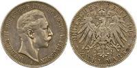 Preußen 2 Mark Wilhelm II. 1888-1918.