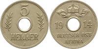 Deutsch Ostafrika 5 Heller