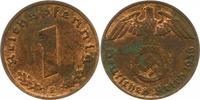 Reichspfennig 1936  E Drittes Reich  Fleckig, sonst vorzüglich  65,00 EUR  zzgl. 4,00 EUR Versand
