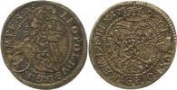 Kreuzer 1705 Haus Habsburg Leopold I. 1657-1705. Schöne Patina. Winz. S... 65,00 EUR  Excl. 4,00 EUR Verzending