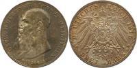 3 Mark 1915 Sachsen-Meiningen Georg II. 1866-1914. Schöne Patina. Vorzü... 225,00 EUR  Excl. 4,00 EUR Verzending
