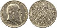 2 Mark 1907 Baden Friedrich I. 1856-1907. Fast vorzüglich  58,00 EUR  +  4,00 EUR shipping