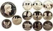 Medaille 1988 Personenmedaillen Kennedy, John F. *1917 - +1963, 35. Prä... 225,00 EUR  zzgl. 4,00 EUR Versand