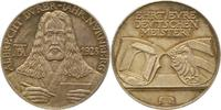Personenmedaillen Silbermedaille Dürer, Albrecht *1471 Nürnberg, +1528 Nürnberg.