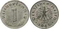 Pfennig 1945  F Alliierte Besetzung  Stempelglanz  145,00 EUR  zzgl. 4,00 EUR Versand
