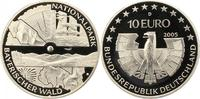 Münzen der Bundesrepublik Deutschland 10 Euro Euro.