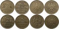2 Mark 1951  D Münzen der Bundesrepublik Deutschland Mark 1945-2001. Se... 70,00 EUR  zzgl. 4,00 EUR Versand