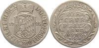 20 Kreuzer 1725  IH Jülich-Berg Karl Philipp 1716-1742. Sehr schön  55,00 EUR  Excl. 4,00 EUR Verzending