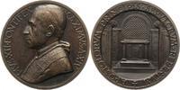 Italien-Kirchenstaat Vatikan Bronzemedaille Pio XII. 1939-1958.