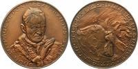 Italien-Kirchenstaat Vatikan Bronzemedaille Paul VI. 1963-1978.