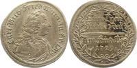 Doppelgroschen 1729 Brandenburg-Ansbach Karl Wilhelm Friedrich 1729-175... 65,00 EUR  Excl. 4,00 EUR Verzending
