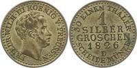 Brandenburg-Preußen Silbergroschen Friedrich Wilhelm III. 1797-1840.