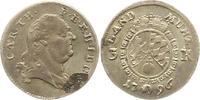 Bayern 3 Kreuzer Karl Theodor 1777-1799.