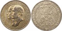 3 Mark 1911  A Preußen Wilhelm II. 1888-1918. Winz. Randfehler, vorzügl... 55,00 EUR  +  4,00 EUR shipping