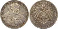 5 Mark 1908 Sachsen-Weimar-Eisenach Wilhelm Ernst 1901-1918. Winz. Rand... 215,00 EUR  +  4,00 EUR shipping
