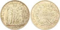 Frankreich 10 Francs Republik 1940-2100.