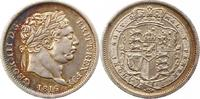 Shilling 1816 Großbritannien George III. 1760-1820. Sehr schön +  38,00 EUR  zzgl. 4,00 EUR Versand