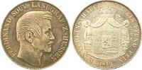 Taler 1858 Hessen-Homburg Ferdinand 1848-1866. Schöne Patina. Vorzüglic... 775,00 EUR kostenloser Versand