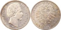 5 Mark 1875  D Bayern Ludwig II. 1864-1886. Winz. Randfehler, schön - s... 45,00 EUR  zzgl. 4,00 EUR Versand