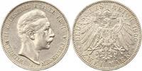 2 Mark 1900  A Preußen Wilhelm II. 1888-1918. Sehr schön  20,00 EUR  zzgl. 4,00 EUR Versand