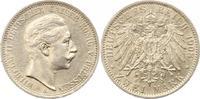 2 Mark 1908  A Preußen Wilhelm II. 1888-1918. Vorzüglich  20,00 EUR  + 4,00 EUR frais d'envoi