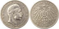 5 Mark 1898  A Preußen Wilhelm II. 1888-1918. Winz. Kratzer, sehr schön  24,00 EUR  + 4,00 EUR frais d'envoi