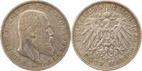 5 Mark 1892  F Württemberg Wilhelm II. 1891-1918. Sehr schön  65,00 EUR  + 4,00 EUR frais d'envoi