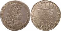 2/3 Taler 1691 Brandenburg-Preußen Friedrich III. 1688-1701. Sehr schön  125,00 EUR  + 4,00 EUR frais d'envoi