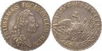 Taler 1786  A Brandenburg-Preußen Friedrich II. 1740-1786. Schöne Patin... 195,00 EUR  + 4,00 EUR frais d'envoi