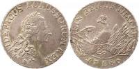 Taler 1786  B Brandenburg-Preußen Friedrich II. 1740-1786. Schöne Patin... 195,00 EUR  zzgl. 4,00 EUR Versand