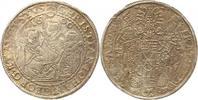 Taler 1600 Sachsen-Albertinische Linie Christian II. und seine Brüder u... 365,00 EUR envoi gratuit