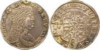 Gulden 1674 Sayn-Wittgenstein-Hohenstein Gustav 1657-1701. Henkelspur, ... 175,00 EUR  + 4,00 EUR frais d'envoi
