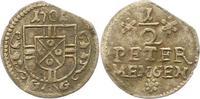 1701 Trier-Erzbistum Johann Hugo von Orsbeck 1676-1711. Zainende, sehr... 16.87 US$ 15,00 EUR  +  4.50 US$ shipping