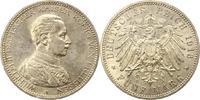 5 Mark 1913  A Preußen Wilhelm II. 1888-1918. Vorzüglich  42,00 EUR  + 4,00 EUR frais d'envoi