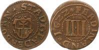 4 Pfennig 1622 Paderborn-Stadt  Sehr schön  35,00 EUR  + 4,00 EUR frais d'envoi