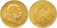 10 Kronen Gold 1905 Haus Habsburg Franz Joseph I. 1848-1916. Winz. Rand... 145,00 EUR  + 4,00 EUR frais d'envoi