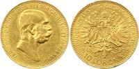 10 Kronen Gold 1908 Haus Habsburg Franz Joseph I. 1848-1916. Sehr schön... 155,00 EUR  + 4,00 EUR frais d'envoi