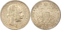 Gulden 1878 Haus Habsburg Franz Joseph I. 1848-1916. Fast Stempelglanz  30,00 EUR  + 4,00 EUR frais d'envoi