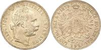 Gulden 1879 Haus Habsburg Franz Joseph I. 1848-1916. Fast Stempelglanz  32,00 EUR  + 4,00 EUR frais d'envoi