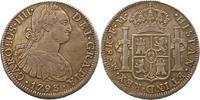 8 Reales 1793  FM Mexiko Carlos IV. 1789-1808. Schöne Patina. Sehr schö... 135,00 EUR  + 4,00 EUR frais d'envoi