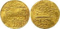 Zeri Gold 1703 Türkei Ahmed III. 1703 - 1730. Fast sehr schön  115,00 EUR  + 4,00 EUR frais d'envoi
