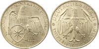 3 Mark 1929  A Weimarer Republik  Vorzüglich  115,00 EUR  + 4,00 EUR frais d'envoi