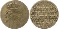 Schilling 1805 Mecklenburg-Schwerin Friedrich Franz I. 1785-1837. Sehr ... 10,00 EUR  + 4,00 EUR frais d'envoi